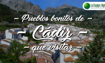 16 Pueblos Bonitos de Cádiz que visitar