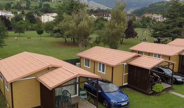 mejores campings asturias sella