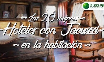 Los 20 Mejores Hoteles con Jacuzzi en la Habitación