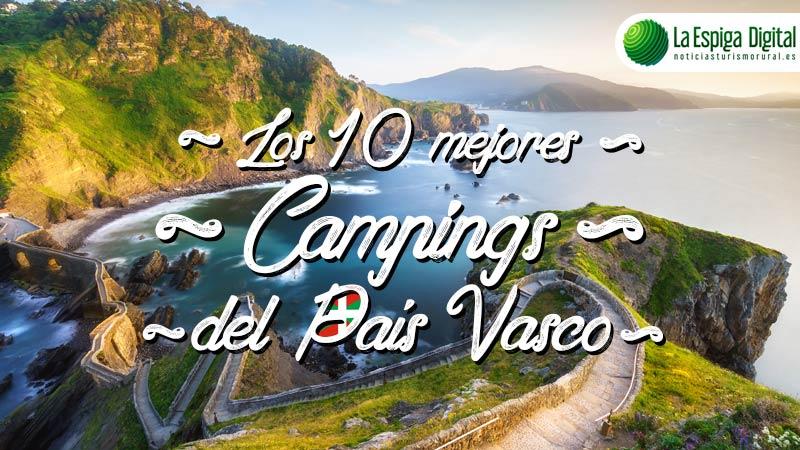 Los 10 Mejores Campings del País Vasco