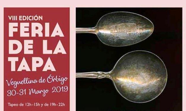 Veguellina  celebra la VIII edición de la Feria de la Tapa