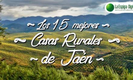 Las 15 mejores casas rurales con encanto en Jaén