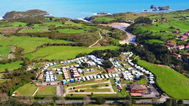 9 Campings En Llanes La Espiga Digital