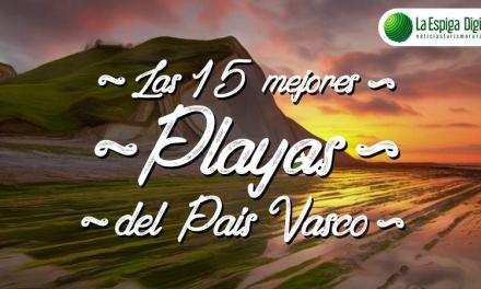 Las 15 Mejores Playas del País Vasco