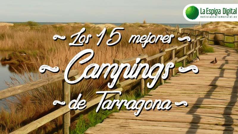 Los 15 Mejores Campings de Tarragona