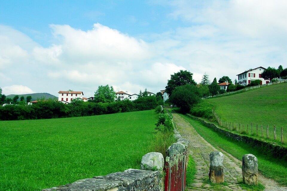 El turismo rural en el País Vasco asciende en el mes de abril