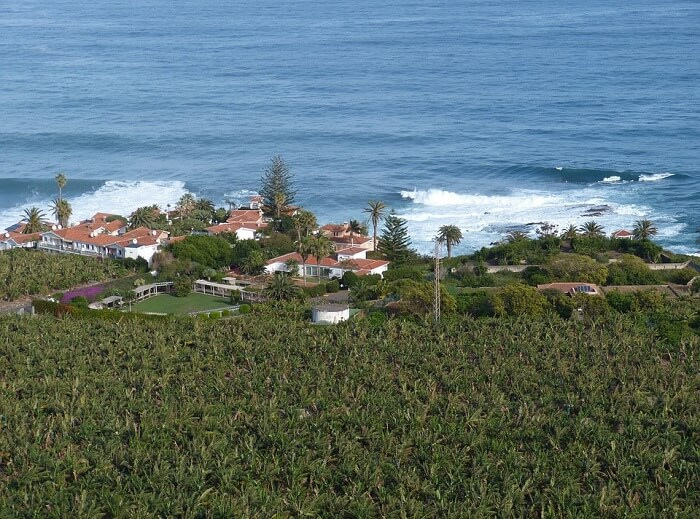 El turismo rural en Canarias desciende en mayo