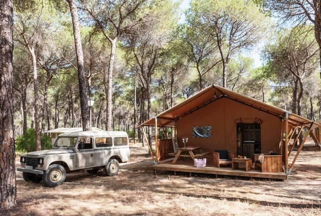 06 mejores campings huelva camping doñarrayan park