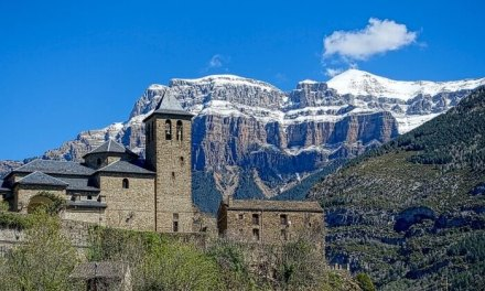 Notable ascenso del turismo rural en Aragón en junio