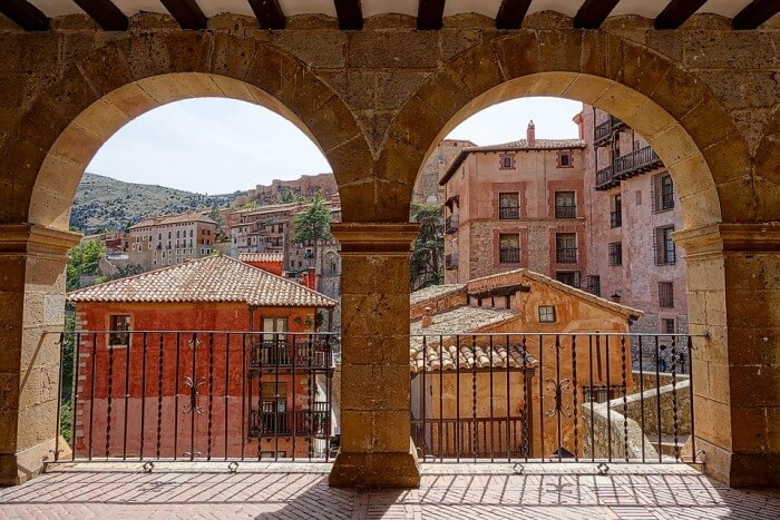 Aumento del turismo rural de Aragón en julio