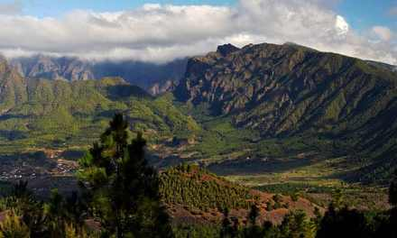 La Caldera de Taburiente cumple 65 años como Parque Nacional