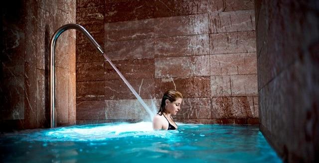 piscina spa la romana