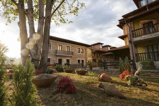 mejores balnearios asturias hotel spa maria manuela