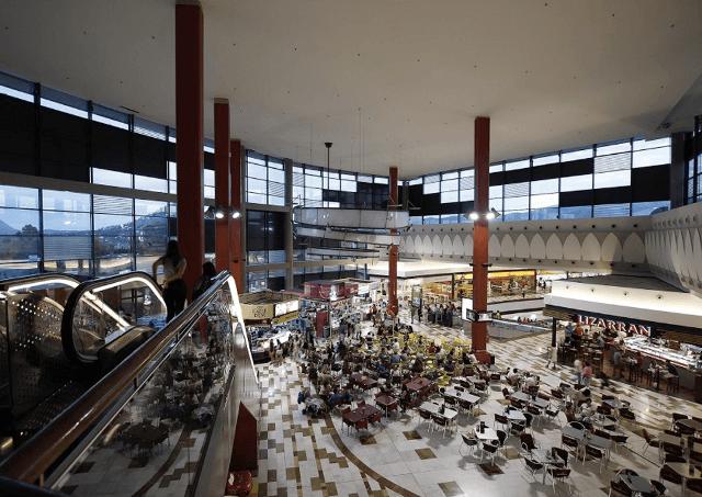 centro comercial ondara