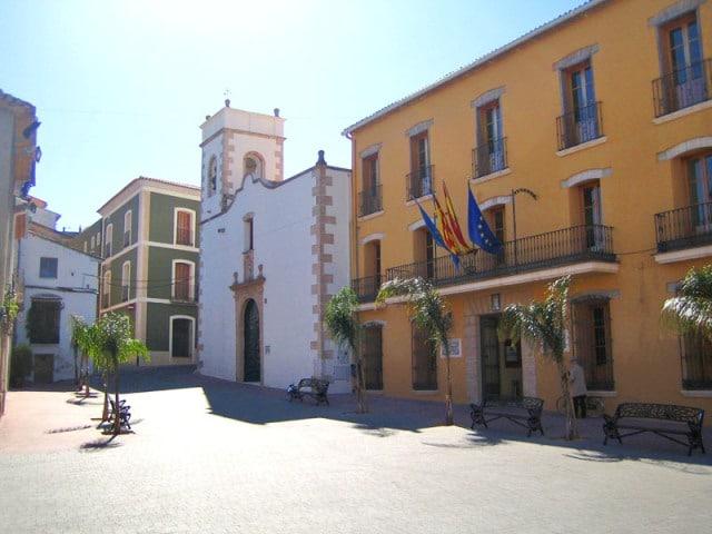 plaza convento ondara