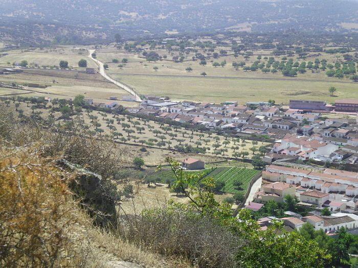 Considerable aumento del turismo rural en Badajoz en octubre