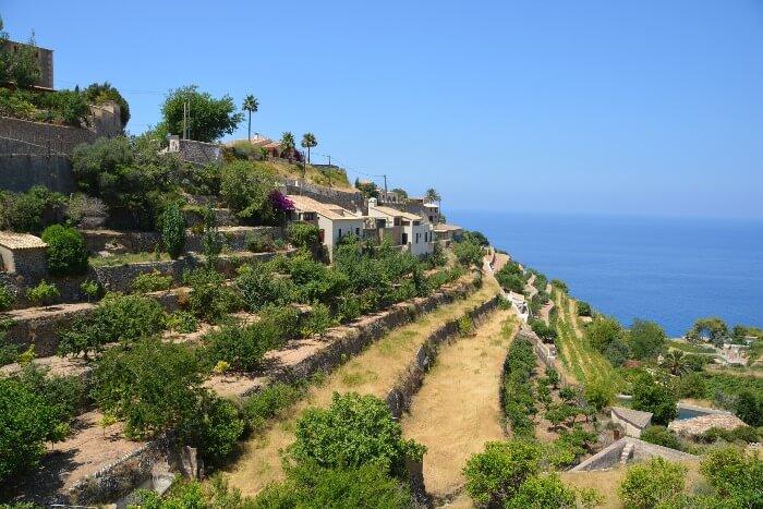 El turismo rural de Baleares desciende en octubre