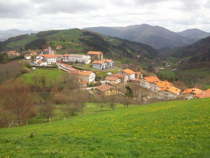El turismo rural de Guipúzcoa desciende en octubre