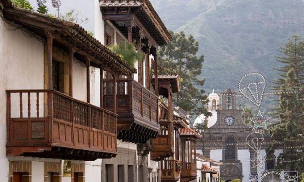 Duro descenso del turismo rural de Las Palmas en octubre
