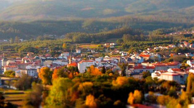 Fuerte descenso del turismo rural de Pontevedra en octubre