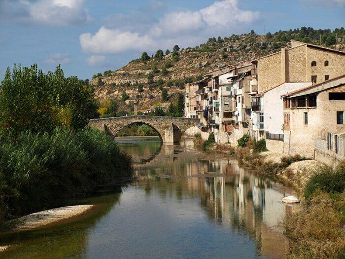 Fuerte ascenso del turismo rural de Teruel en octubre