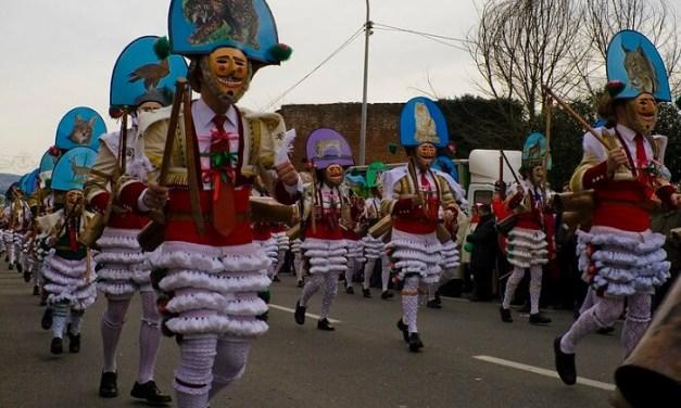 El Entroido de Verín, un carnaval espectacular