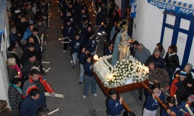L'Ametlla de Mar celebra las Fiestas de la Candelaria