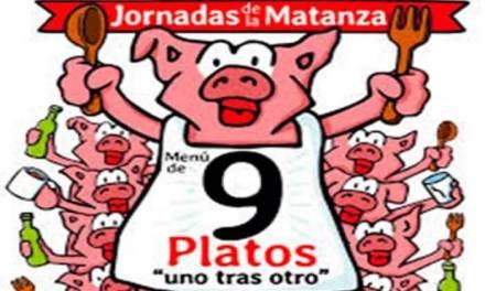 Amieva y Alto Sella celebran las Jornadas de la Matanza