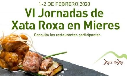 Mieres celebra las VI Jornadas de la Carne de Xata Roxa