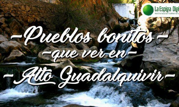 4 Pueblos que ver en el Alto Guadalquivir