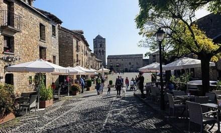 El turismo rural de Aragón desciende en noviembre