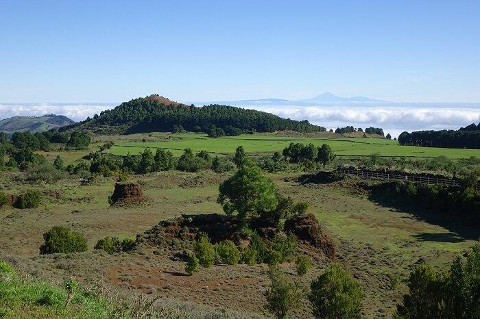 Sobresaliente aumento del turismo rural en El Hierro en noviembre