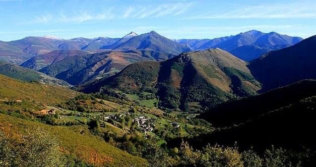 Asciende el turismo rural en Fuentes de Narcea