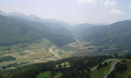 Ascenso del turismo rural del Pirineo Vasco en noviembre