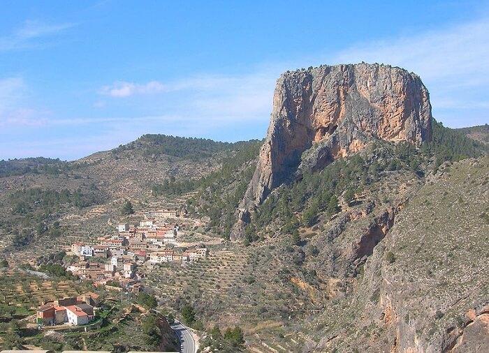 El turismo rural de Albacete desciende en diciembre