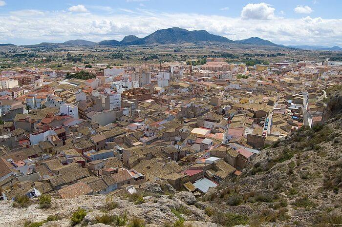 Ligera caída del turismo rural de Alicante en diciembre