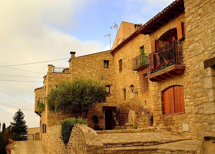 Ligero retroceso del turismo rural de Barcelona en diciembre