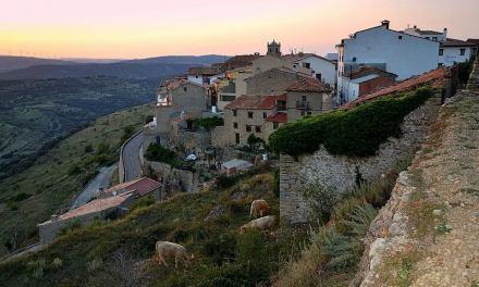 Fuerte descenso del turismo rural de Castellón en diciembre