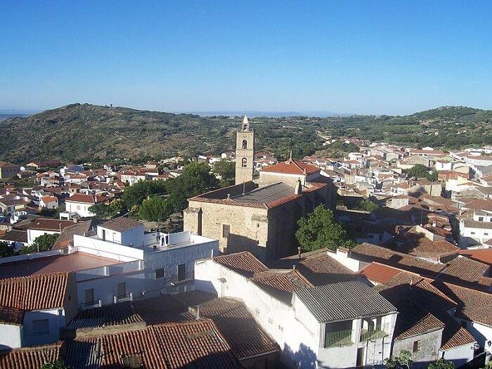 Fuerte aumento del turismo rural de Extremadura en diciembre