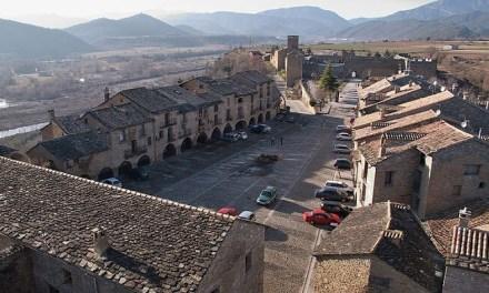 Fuerte caída del turismo rural de Huesca en diciembre