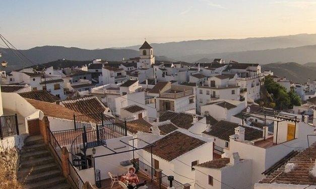 Excelente aumento del turismo rural de Málaga en diciembre