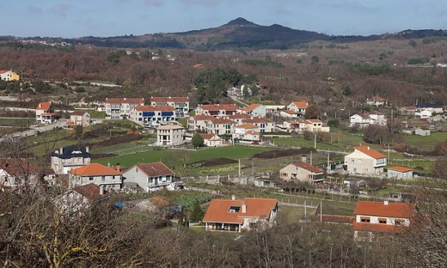 Fuerte descenso del turismo rural de Ourense