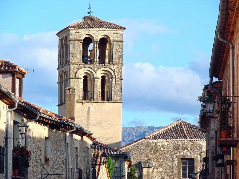 La Diputación Provincial de Segovia, preocupada por el futuro del turismo rural