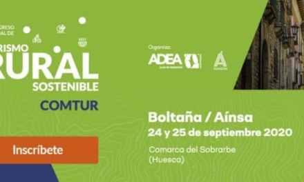 Aínsa celebra el II Congreso de Turismo Rural Sostenible