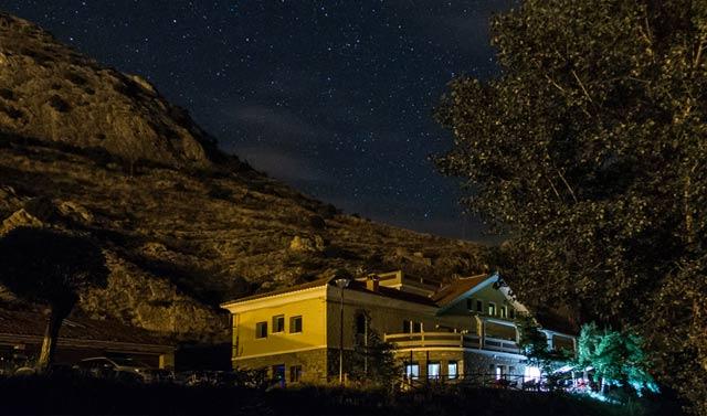 Hoteles para hacer astroturismo