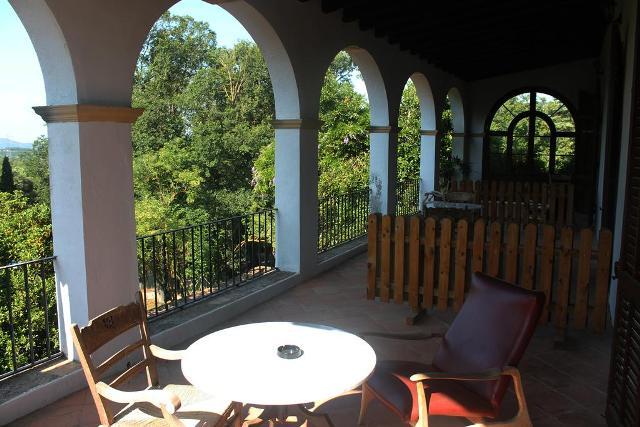 hoteles rurales cataluña mas blanc