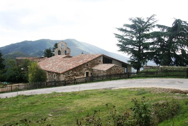 hoteles rurales cataluña hostal coll