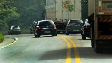 Photo of Multa por ultrapassagem proibida pode chegar a quase R$ 3 mil
