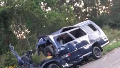 Photo of Identificadas as quatro mulheres de Anagé que morreram em acidente em Belo Campo