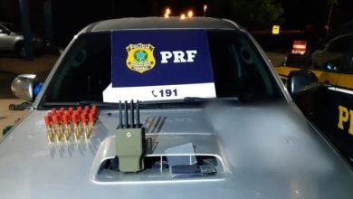 """Photo of PRF recupera Hillux tomada de assalto e apreende munições de """"grosso"""" calibre na Bahia"""